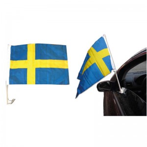 Bilflagga, bilflaggor