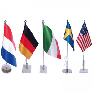 Bordsflaggor, bordsflagga